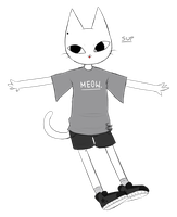 Meow by HAZM4T