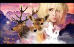 The Princess of Prongs Cover by Boxjelly1