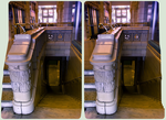 Whalen Building in Thunder Bay 3D Cross-Eye Stereo by zour