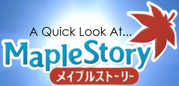 A Quick Look at the MapleStory anime by PentiumMMX