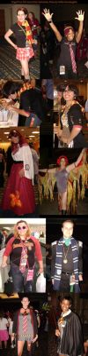 DragonCon 2010 HP Fashions by CanisCamera