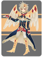 Winged Elvin Adopt AUCTION (CLOSED) by Belzoot