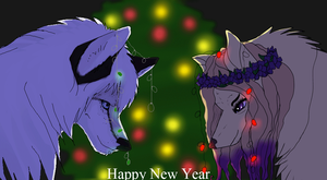 Happy NEW YEAR by dragoni-annetta