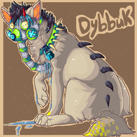 Dybbuk prize c: by BellaPanther