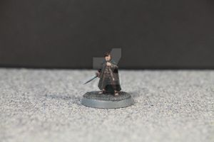 Warhammer Lord of the Rings Frodo by Matt1210