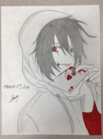Jeff the Killer by I-Am-Kira-I-Am-God