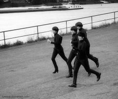 The Beatles 2 by Zynicus