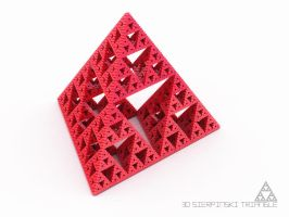 Sierpinski triangle by love1008