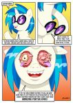 Message From Vinyl Scratch by curtsibling