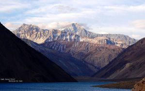 Embalse El Yeso by jurelazo