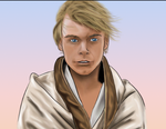 Luke Skywalker by xZoombYqp