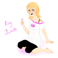 Roxy  by jennirawrx3