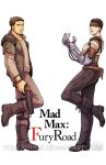 Mr. and Mrs. - Fury Road Edition by YoukaiYume