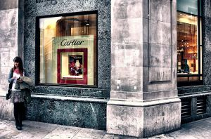 Cartier by cahilus