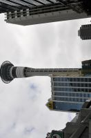 The Skytower by phillipant