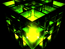 foxglove cube by dylanthedestroyer