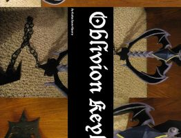 Oblivion Keyblade by Cataclysm-Theory