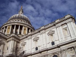 St. Paul's Cathedral_2 by jac12