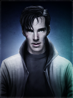 John Harrison by swisidniak