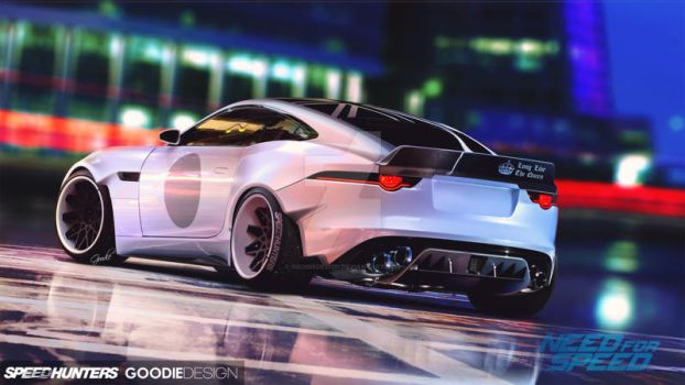 Jaguar F-Type by GoodieDesign