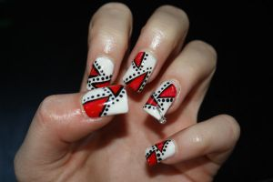 Nails 18th October 2011 by AmoretteRose