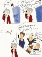 IS YOUR TARDIS RUNNING? by tulapeiwa