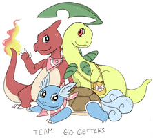 Team Go-Getters by BBH