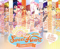 My Little Sweetheart: Summer Break by vest