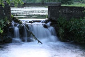 Small pond falls by UBCProductions