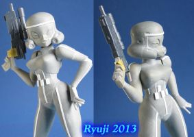 Cartoon Stormtrooper wip07 by celsoryuji
