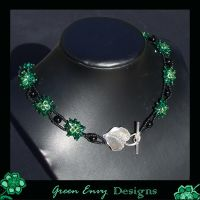 Brynneth front clasp by green-envy-designs