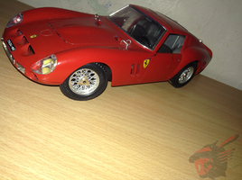 Ferrari 250 GTO (Model) by RZ-028-Hellblaze