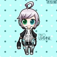 Vocaloid - Piko Utatane by Akage-no-Hime