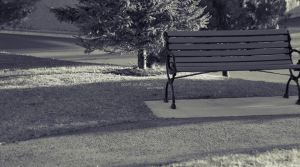 Don't sit alone... anymore by QuadixStudio