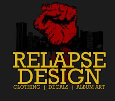 Relapse Design by aaroncfrench