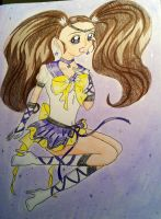 .:PC:. Sailor Atlas by prettycure97