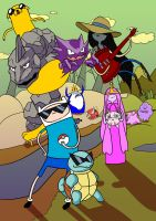 Pokemon Times by Che-Crawford