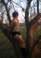 Gorillaz Cosplay: Sunset by 23-hour-party-people