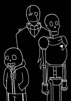 Happy Father's Day Gaster by icouldntfindaname1
