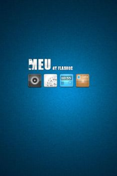 Meu theme for iPhone by devi-cry