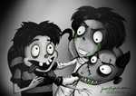 Frankenweenie: How to Kill Edgar Gore by goldensnitch14