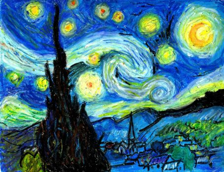 Starry Night by Bellick