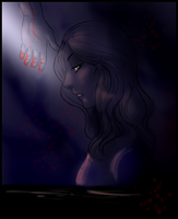 Hannibal - Bathing in the darkness by FuriarossaAndMimma