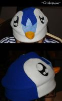 Piplup Hat by Cristophine