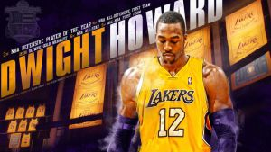 Dwight Howard History by Golden24Knight