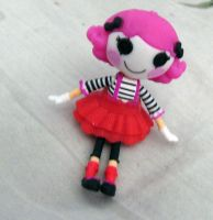 lalaloopsy mime by electricjesuscorpse