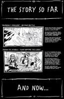 Zedan Dromer - THE MARKED GUARD pg 2 by The-BenT-One