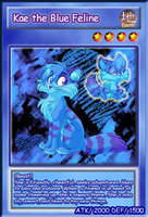 Kae Card by Blackgatomon