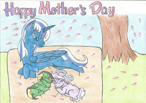 Happy Mother's Day by Wacovean