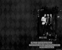 Wallpaper Muse by MozartXD